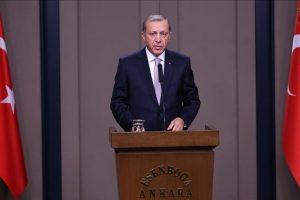 أردوغان يصرح أن السعودية أرسلت النائب السعودي إلى تركيا لوضع العراقيل