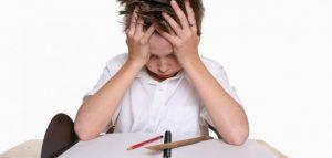 مشكلة الاطفال وضعف التركيز