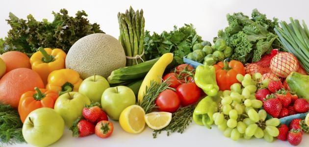 أنواع فواكه وخضروات مفيدة للأطفال لتقوية وبناء الجسم بشكل صحيح