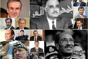 صور|شاهد وجه التشابه بين أناس عاديين وبين رؤساء الدول