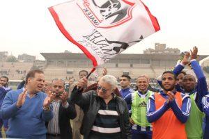 مرتضى منصور : سيتم بيع تذاكر مباراة الزمالك ضد اينوجو رينجرز الأحد المقبل من خلال النادي