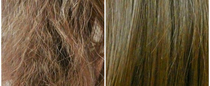 12 وصفة سهلة وسريعة لعلاج وتنعيم الشعر الجاف والتالف