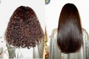 وصفات طبيعية لتنعيم وتطويل الشعر في شهر واحد