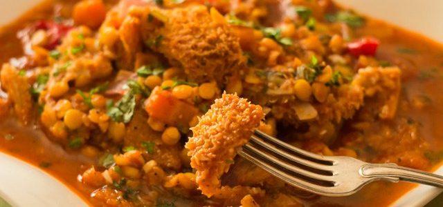طريقة تحضير وصفة الكرشة بالحمص لتقديمها في العيد