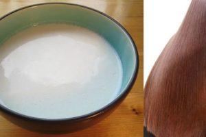 خلطات طبيعية من اللبن وفوائده الكثيرة لعلاج الشعر