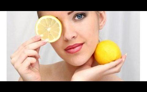 قطرة الليمون للحفاظ على نضارة العين والحفاظ عليها