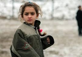 العثور على طفل سورى فى الصحراء