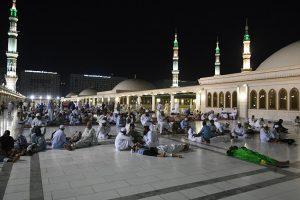 القبض على مرتكب واقعة إطلاق النار في ساحة المسجد النبوي بالمدينة المنورة