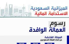 قرار جديد بشأن فرض رسوم جديدة للوافدين للسعودية والمقيمين بها