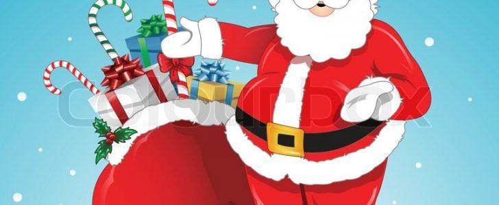 أحلى صور بابا نويل للأحتفال برأس السنة الميلادية والكريسماس 2019