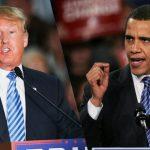 دونالد ترامب : يتهم الرئيس السابق باراك اوباما بالتجسس علية أثناء العملية الانتخابية
