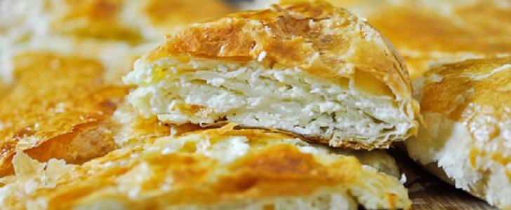 أجمل طرق الجلاش الحادق بالجبن اللذيذة والزيتون لعزومات رمضان