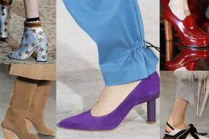 موضة شتاء 2019 : احدث موديلات احذية نسائية فى فصل الشتاء لكافة الأعمار