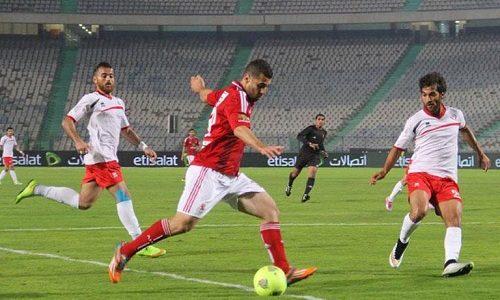 تعرف علي موعد مبارة الأهلي وبتروجيت اليوم 2016/3/2 الدوري المصري