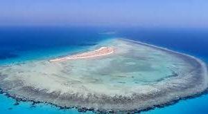 خادم الحرمين يطلع على مشروع البحر الأحمر