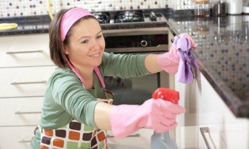افضل واسرع طريقه للتخلص من الدهون العالقه بالمطبخ وبدون تعب