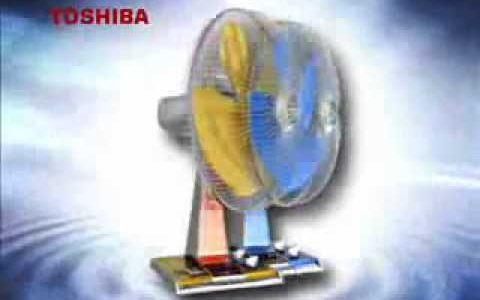 أسعار المراوح : توشيبا تعلن عن أسعار المراوح التورنيدو بها لعام 2017 للمروحة الإستاند والمكتب