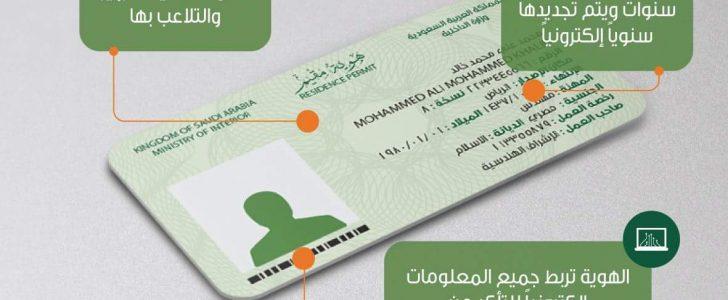 تعرف على مميزات واستخدامات جرين كارد المملكة العربية السعودية للوافدين