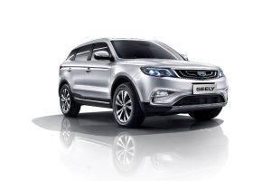 مواصفات سيارة جيلي أمجراند X7 2018