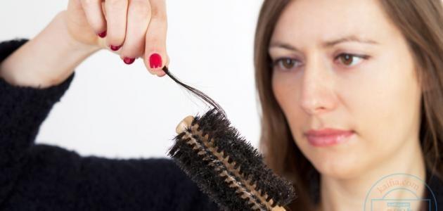 وصفات وخلطات طبيعية لتحسين الشعر التالف