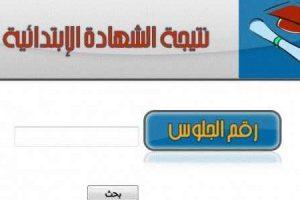 نتيجه الشهاده الابتدائيه الفصل الدراسى الثانى لعام 2017 جميع محافظات مصر