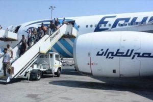 عاجل   خطف طائرة مصرية علي متنها 56 راكب وإجبارها علي الهبوط في قبرص