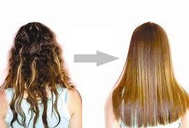 خلطة تنعم الشعر