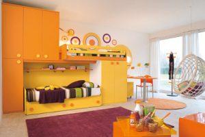 أحدث ديكور غرف أطفال 2016
