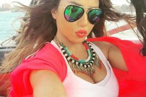 حقيقه ظهور ساره سلامه حامل بالشهور الاخيره
