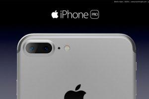 سعر أيفون 7 برو apple iPhone 7 Pro من شركة أبل في الدول العربية