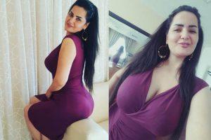 شاهد فيديو الراقصة سما المصرى بملابس مثيرة في غرفتها على انستجرام (الراقص مع الكلاب)