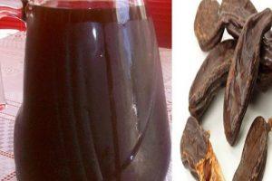 طريقة تحضير مشروب الخروب الطبيعي لتقديمه في شهر رمضان