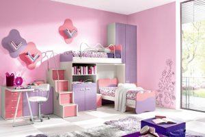 مجموعة من أجمل غرف نوم أطفال مودرن موديلات 2018 روعة