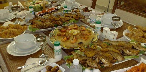 كيفية تنسيق المائدة وإعداد العزومات في رمضان