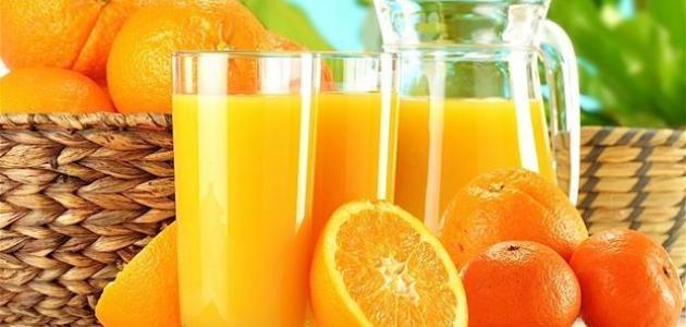 فوائد عصير البرتقال وطريقة تحضيره في شهر رمضان