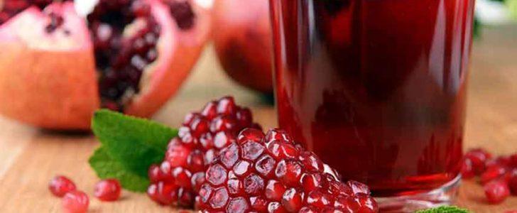 عصير الرمان وأهم فوائده في شهر رمضان