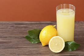 مفعول كوب عصير الليمون الدافئ على الكبد والبنكرياس والمعدة
