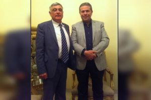 السفير الاسرائيلى يطرح تساؤلاتة حول ثقافة التعليم من أجل السلام فى مصر