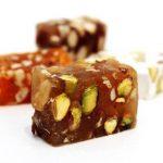 أسهل طريقة لعمل الملبن حلوى المولد النبوى