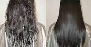 فرد الشعر : افضل وصفات وخلطات فرد للشعر بوصفات سهلة وبسيطة