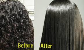وصفات طبيعية لفرد وتنعيم الشعر في المنزل