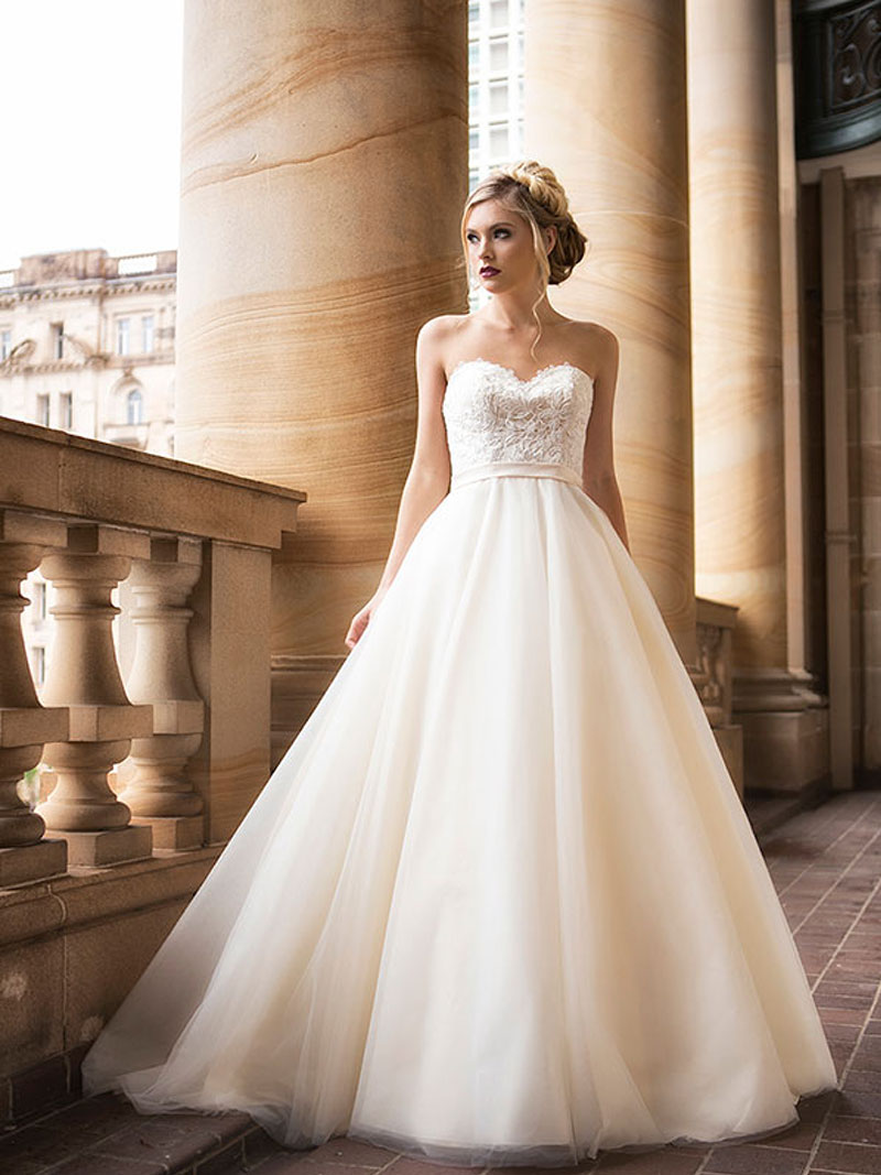 فساتين زفاف 2016