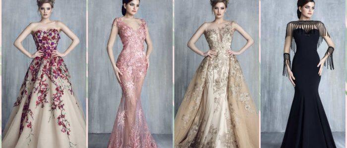 أجمل موديلات فساتين السهرة العصرية أزياء مودرن وكلاسيك من ملابس الحفلات والمناسبات