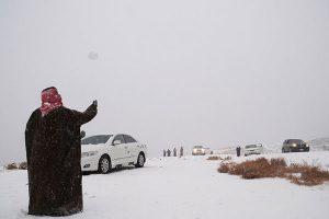 بداية فصل الشتاء في السعودية وما هي الأربعينية