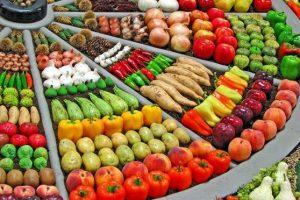 فوائد الفواكة وفوائد الخضروات واهميتها للجسم