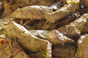 أكلات عيد الأضحى.. طريقة عمل الكبدة الجملي
