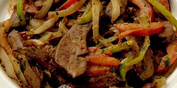 وصفة الكبدة الضاني الإسكندراني لتقديمها على مائدة العيد