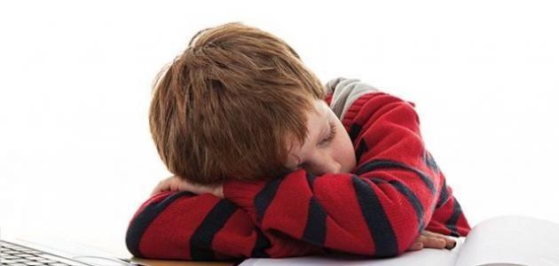 مشكلة الأطفال ونقص وقله التركيز