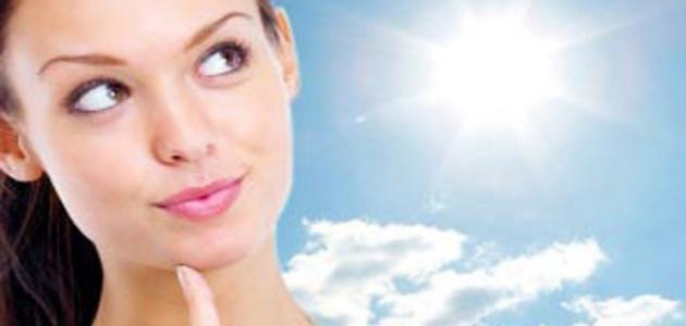 مجموعة من أفضل طرق حماية البشرة من آشعة الشمس طوال أيام الصيف