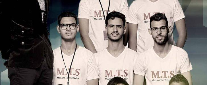 للمرة الثانية في برنامج Arabs Got Talent فرقة موزار طيف الخيال من المغرب تحصل علي الباز الذهبي